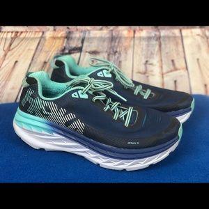 Hoka bondi 5 shoes size 10.5
